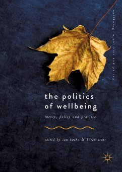 The Politics of Wellbeing (eBook, PDF)