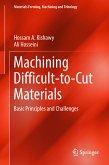 Machining Difficult-to-Cut Materials (eBook, PDF)