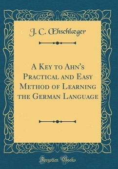 A Key to Ahn´s Practical and Easy Method of Lea...