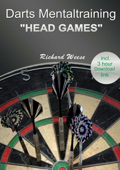 Darts mentaltraining ´´Head Games´´ (eBook, ePUB)