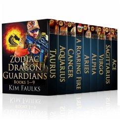 Zodiac Dragon Boxset Books 1-9 (Zodiac Dragon G...