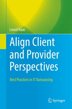 Align Client and Provider Perspectives (eBook, PDF) - Haas, Lionel