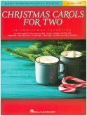 Christmas Carols for Two Violins, Violin