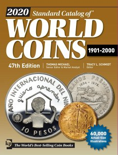 2020 Standard Catalog of World Coins, 1901-2000 - Michael, Thomas; Schmidt, Tracy L.