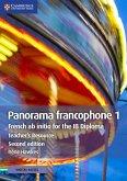 Panorama francophone 1 Teacher's Resource with Cambridge Elevate