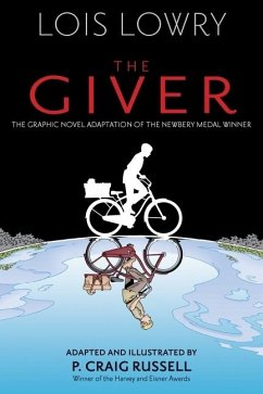 The Giver (Graphic Novel) - Lowry, Lois