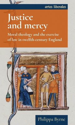 Justice and Mercy - Byrne, Philippa