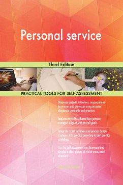 Personal service Third Edition (eBook, ePUB)