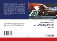Hybrid Encryption Algorithm Based on AES&RC5 to Improve Data Security