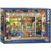 Eurographics 6000-5351 - Der großartigste Buchladen der Welt, Puzzle