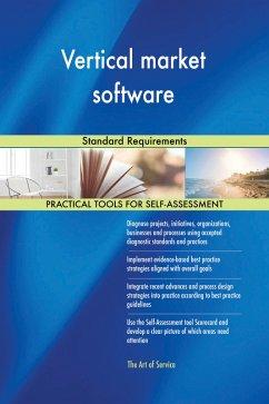 Vertical market software Standard Requirements ...