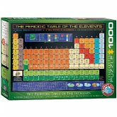 Eurographics 6000-1001 - Periodensystem der Elemente, Puzzle