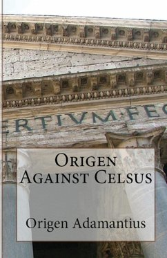 Origen Against Celsus