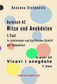 Serbisch A2 Witze und Anekdoten 1.Teil / Srpski A2 Vicevi i anegdote 1.deo (eBook, ePUB)