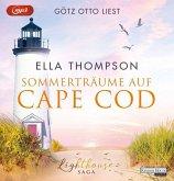 Sommerträume auf Cape Cod / Lighthouse-Saga Bd.2 (1 MP3-CD)