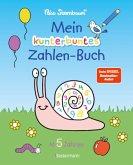 Mein kunterbuntes Zahlen-Buch. Spielerisch die Zahlen von 1 bis 20 lernen. Für Vorschulkinder ab 5 Jahren. Durchgehend farbig