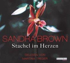 Stachel im Herzen, 6 Audio-CDs - Brown, Sandra