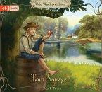 Die Abenteuer des Tom Sawyer, 3 Audio-CDs
