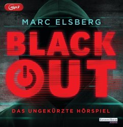 Blackout. Das Hörspiel, 3 MP3-CDs - Elsberg, Marc