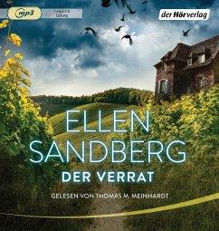Der Verrat, 1 MP3-CD - Sandberg, Ellen