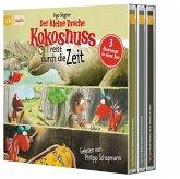 Der kleine Drache Kokosnuss reist durch die Zeit, 3 Audio-CDs