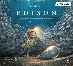 Edison, 1 Audio-CD - Kuhlmann, Torben