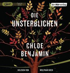 Die Unsterblichen, 1 MP3-CD - Benjamin, Chloe