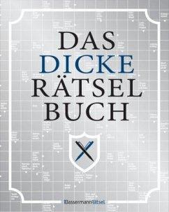 Das dicke Rätselbuch - Krüger, Eberhard