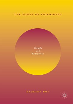 The Power of Philosophy (eBook, PDF) - Roy, Kaustuv