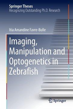 Imaging, Manipulation and Optogenetics in Zebrafish (eBook, PDF) - Favre-Bulle, Itia Amandine