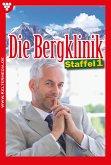Die Bergklinik Staffel 1 - Arztroman (eBook, ePUB)
