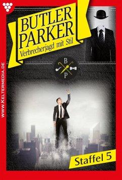 Butler Parker Staffel 5 ? Kriminalroman (eBook,...