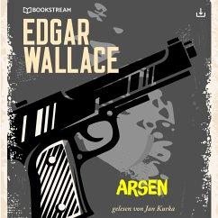 Edgar Wallace und der Fall: Arsen (MP3-Download)