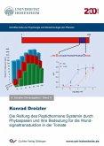 Die Reifung des Peptidhormons Systemin durch Phytaspasen und ihre Bedeutung für die Wundsignaltransduktion in der Tomate (eBook, PDF)