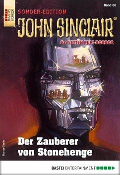 Der Zauberer von Stonehenge / John Sinclair Sonder-Edition Bd.86 (eBook, ePUB)