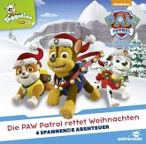 Die Paw Patrol rettet Weihnachten, 1 Audio-CD