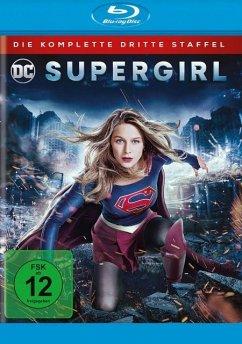 Supergirl - Staffel 3 BLU-RAY Box - Melissa Benoist,Mehcad Brooks,Chyler Leigh