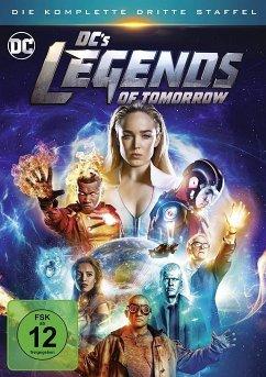 DC's Legends Of Tomorrow, Staffel 3 DVD-Box - Victor Garber,Brandon Routh,Arthur Darvill