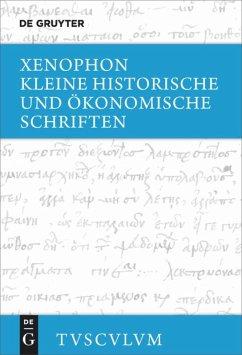Kleine historische und ökonomische Schriften - Xenophon
