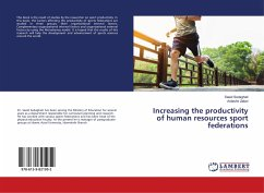 Increasing the productivity of human resources ...