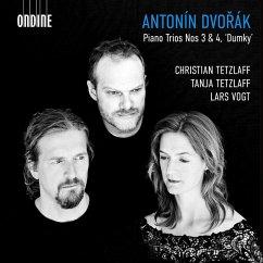 Klaviertrios 3,4 'Dumky' - Tetzlaff,Christian/Tetzlaff,Tanja/Vogt,Lars