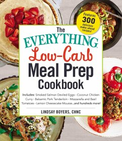 The Everything Low-Carb Meal Prep Cookbook (eBo...