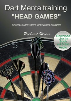"Dart Mentaltraining ""Head Games"" (eBook, ePUB)"