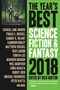 The Year?s Best Science Fiction & Fantasy, 2018...