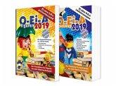Das O-Ei-A 2er Bundle 2019 - O-Ei-A Figuren und O-Ei-A Spielzeug, 2 Bde.