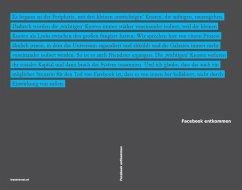 Facebook entkommen