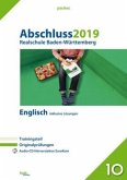 Abschluss 2019 - Realschule. Englisch. Baden-Württemberg