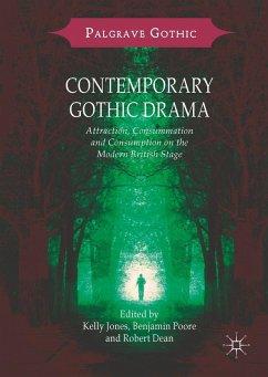 Contemporary Gothic Drama (eBook, PDF)