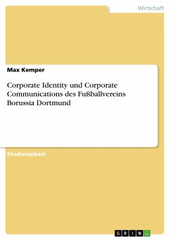 Corporate Identity und Corporate Communications...