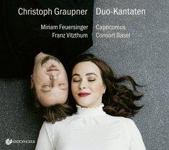 Duo-Kantaten Für Sopran & Alt - Feuersinger/Vitzthum/Barczi/Capricornus Cons.Base